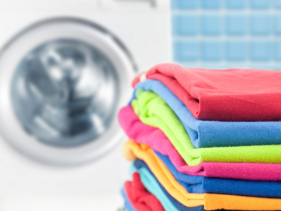 Laundry & dry cleaning service at the resort