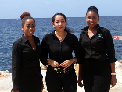 Royal Sea Aquarium Personnel